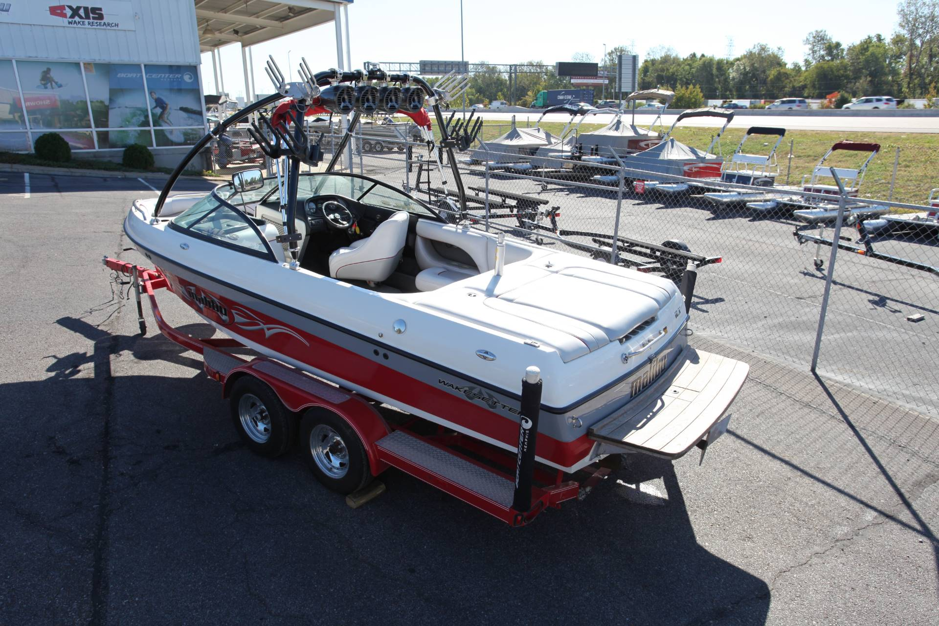2002 Malibu Wakesetter VLX in Memphis, Tennessee - Photo 12