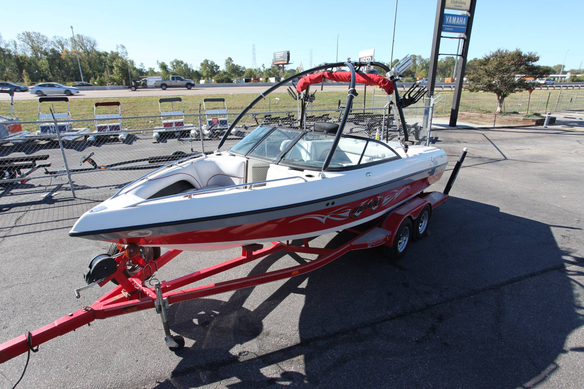 2002 Malibu Wakesetter VLX in Memphis, Tennessee - Photo 1
