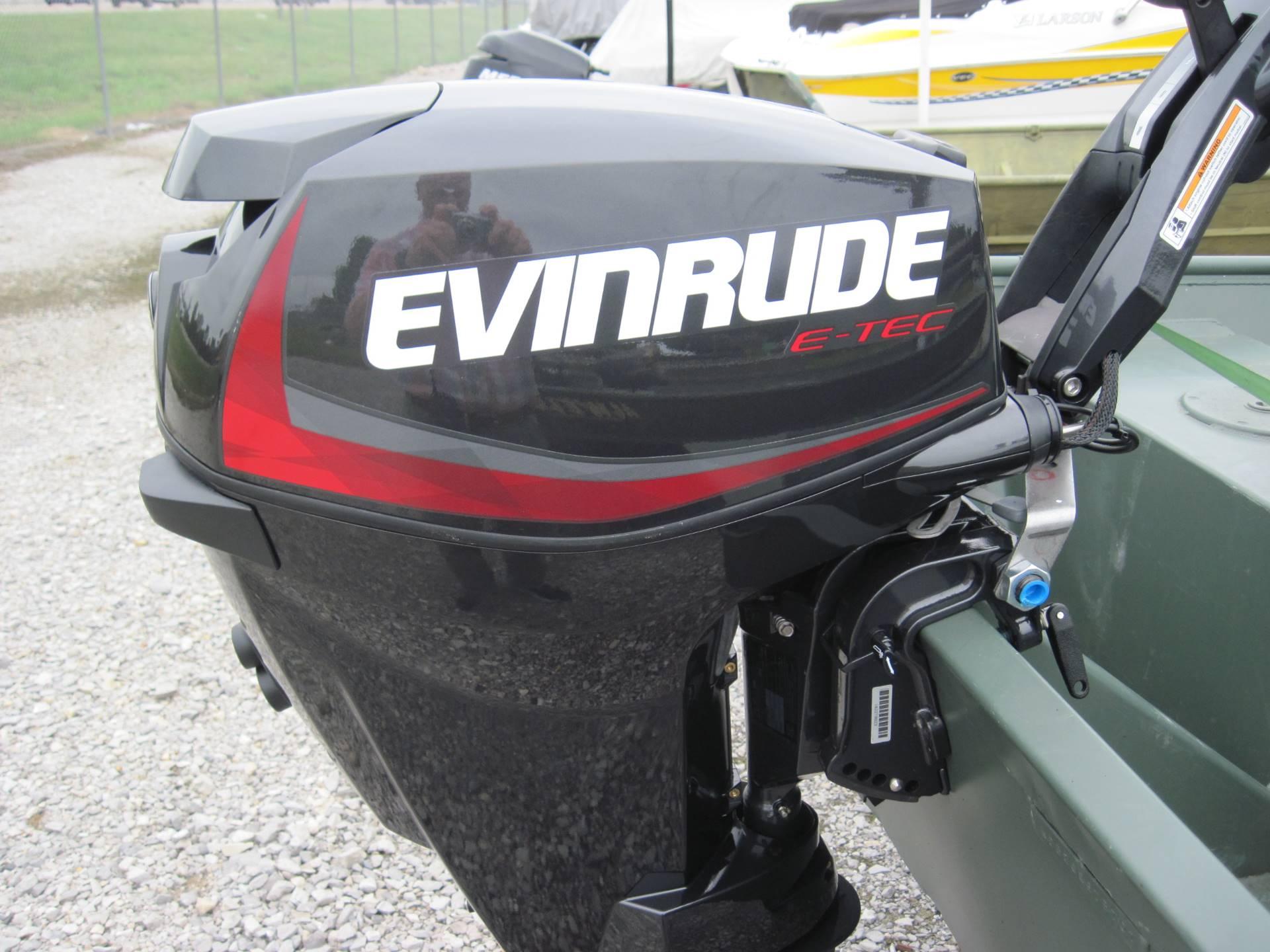 2019 Evinrude E Tec 25 Hp E25gtel Boat Engines Memphis Tennessee