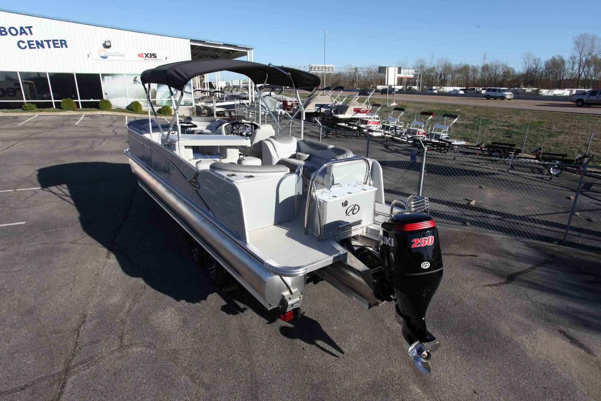 2018 Avalon CAT 2585 ENT in Memphis, Tennessee