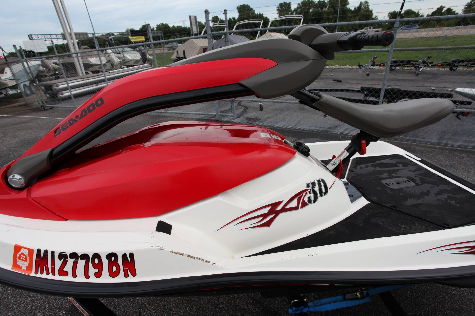 2005 Sea-Doo 3D™ Vert & Moto in Memphis, Tennessee - Photo 4