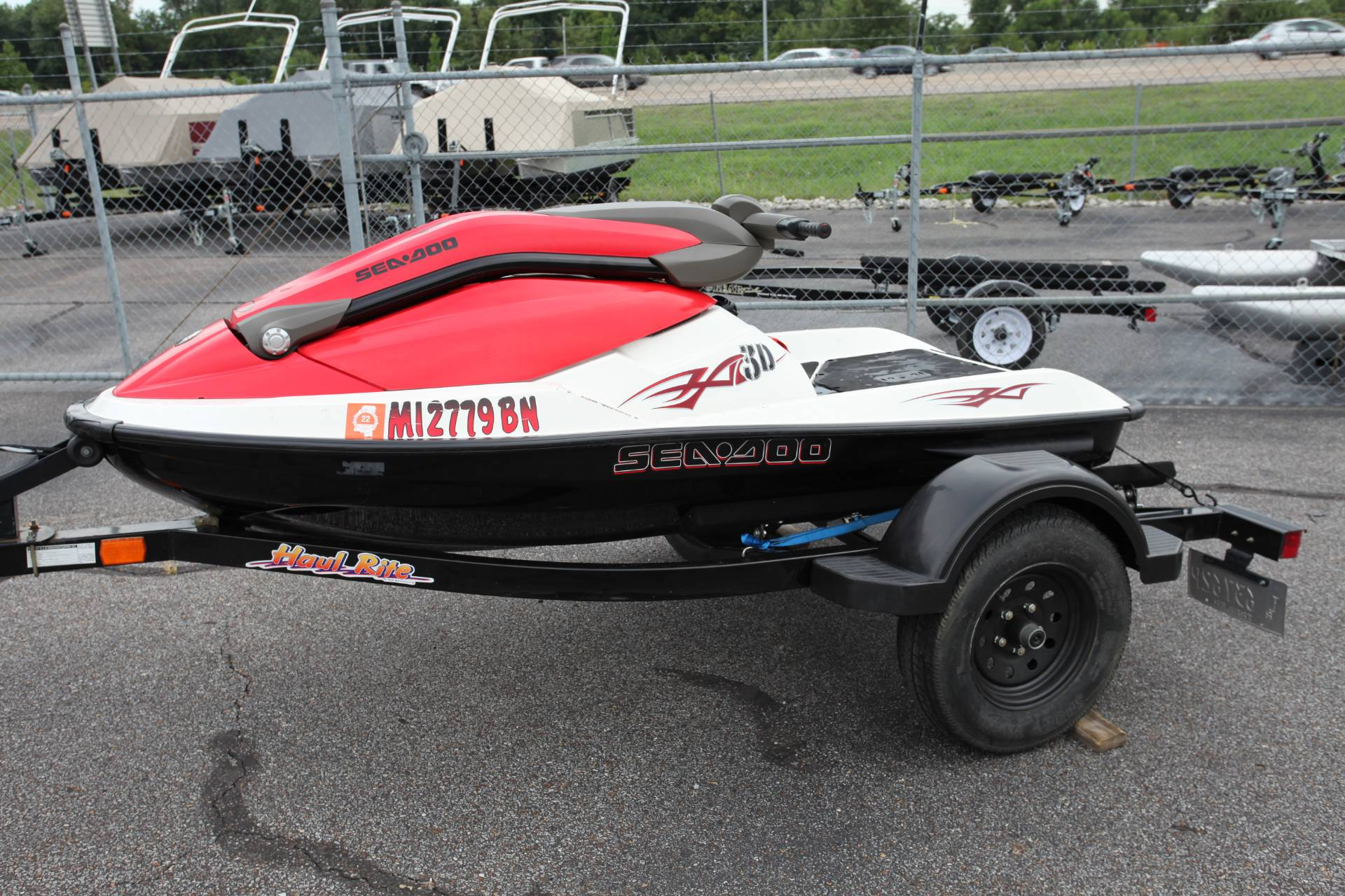 2005 Sea-Doo 3D™ Vert & Moto in Memphis, Tennessee - Photo 1