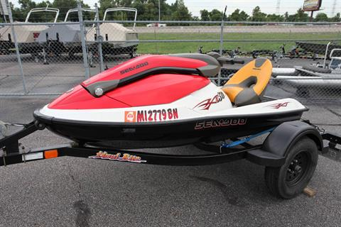 2005 Sea-Doo 3D™ Vert & Moto in Memphis, Tennessee - Photo 6