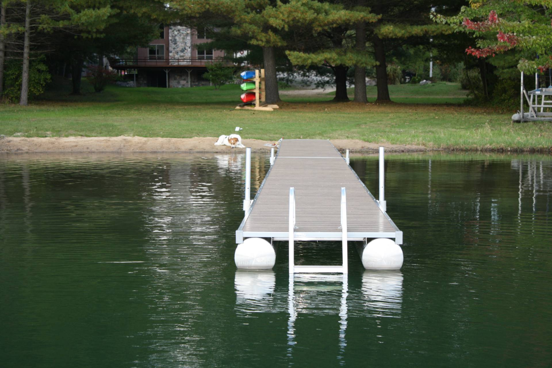 2021 Paddle King Dock-Floating 20' x 4' in Memphis, Tennessee - Photo 1