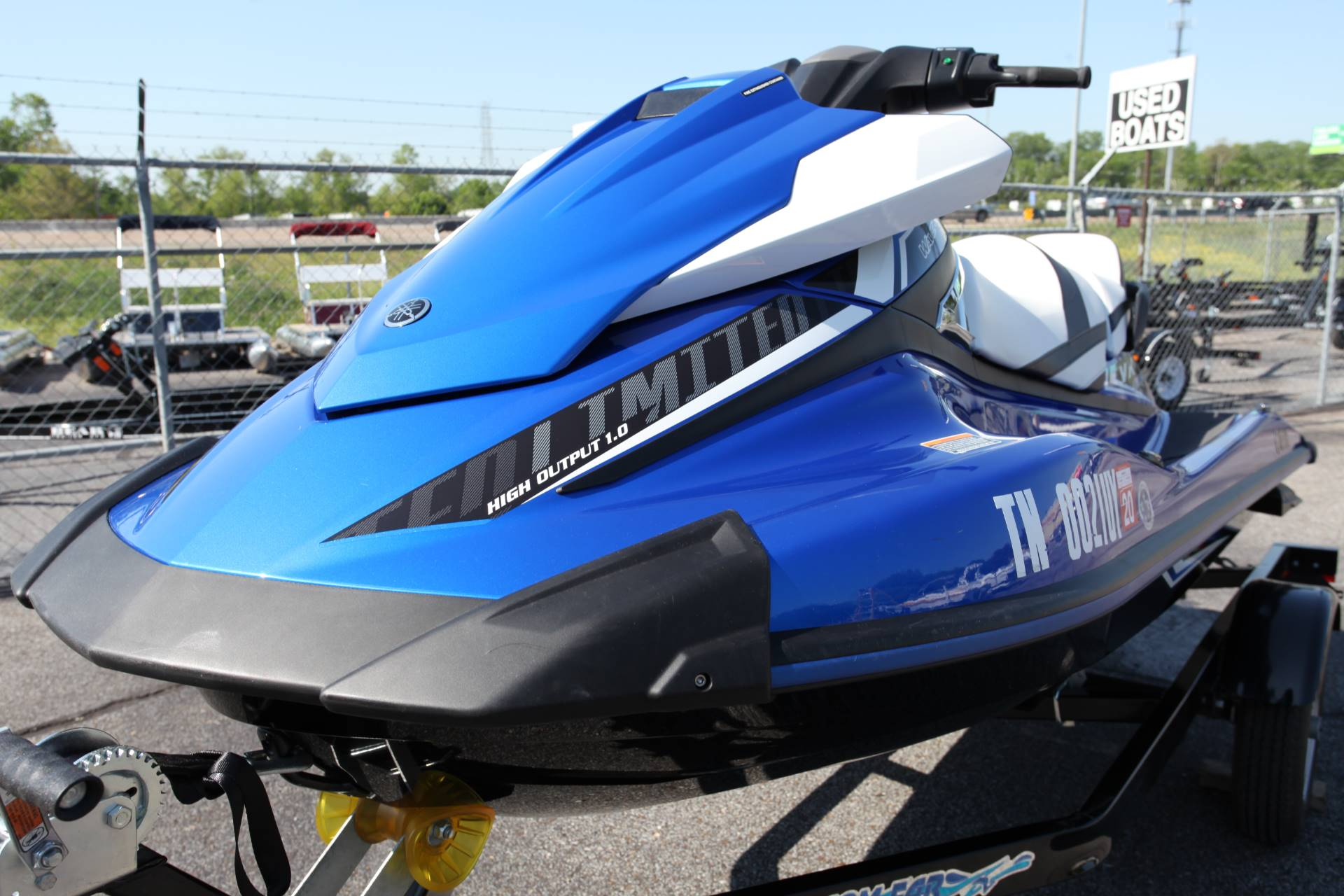 2017 Yamaha VX Limited in Memphis, Tennessee