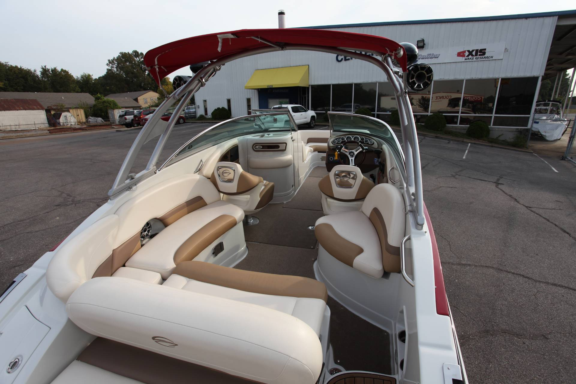 2015 Crownline Eclipse E4 in Memphis, Tennessee - Photo 11