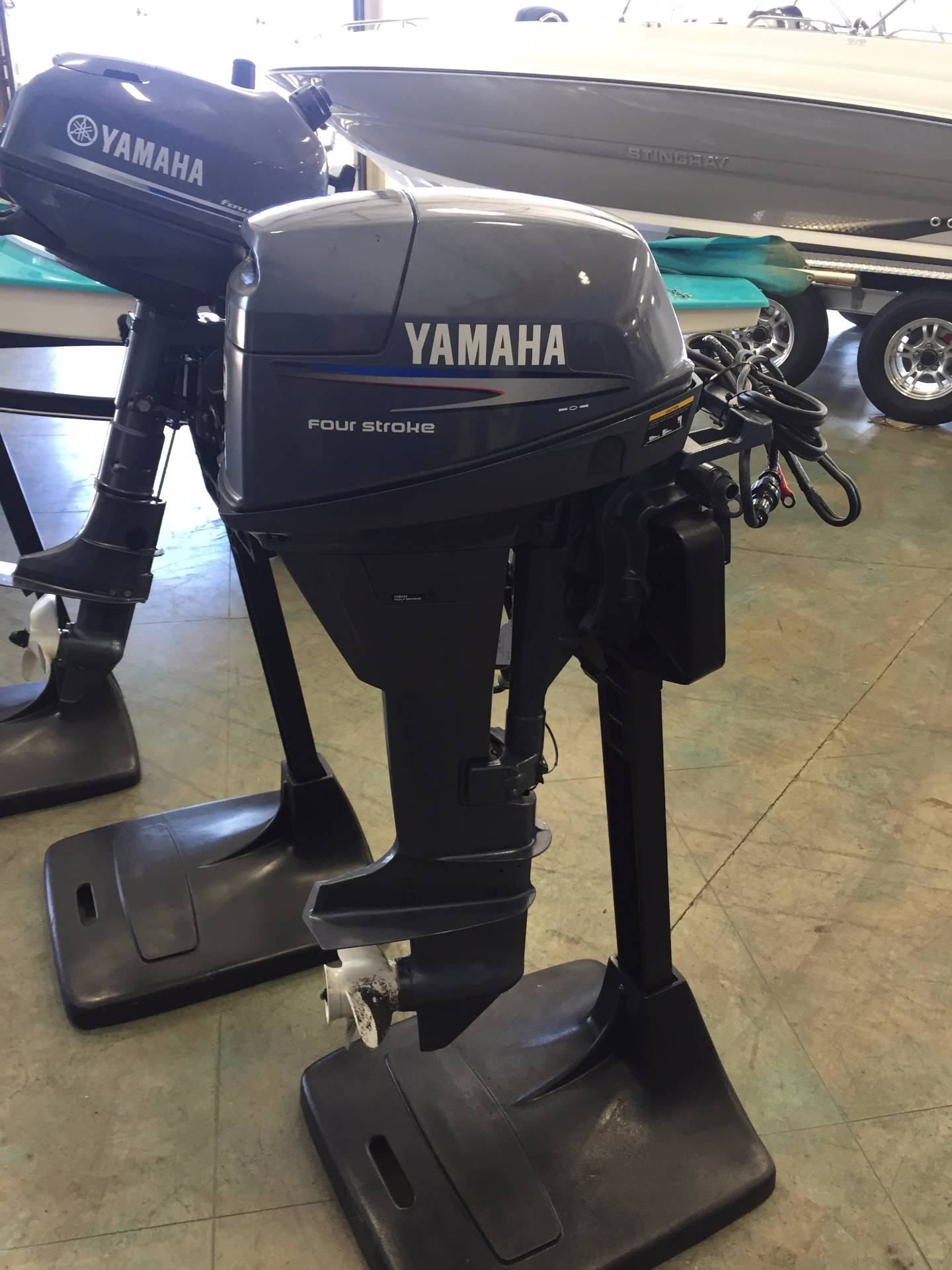 2004 Yamaha F9.9ELRC in Memphis, Tennessee