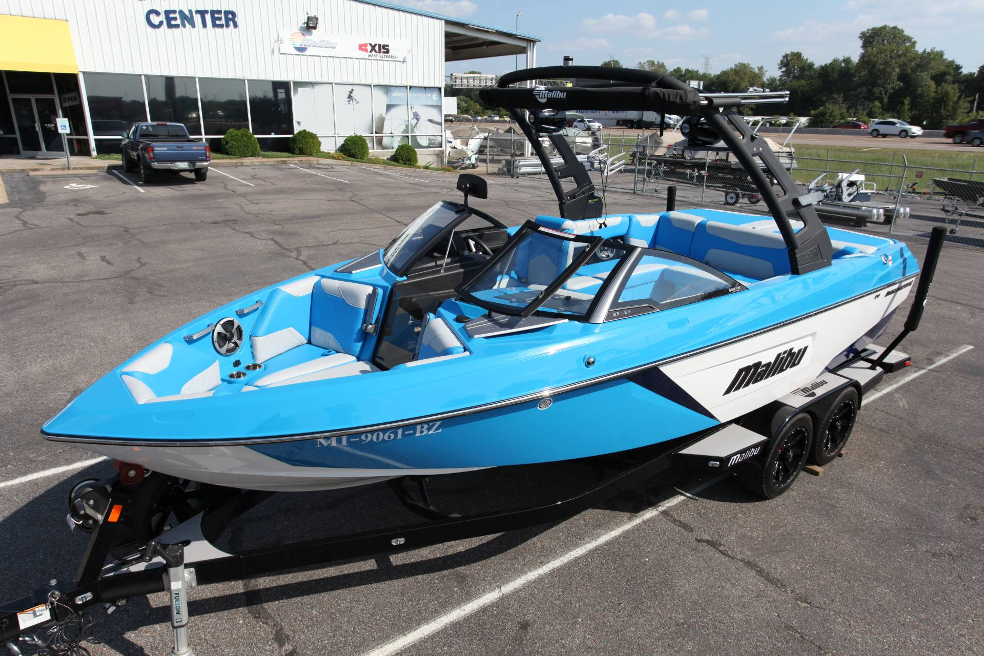2019 Malibu Wakesetter 23 LSV in Memphis, Tennessee - Photo 3