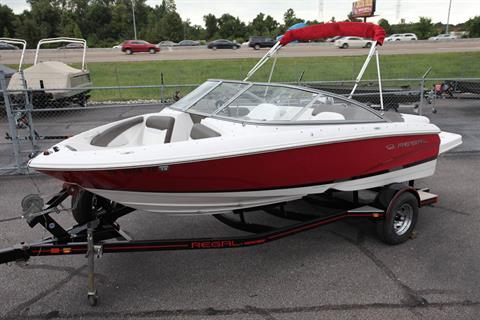 2011 Regal 1900 Bowrider in Memphis, Tennessee