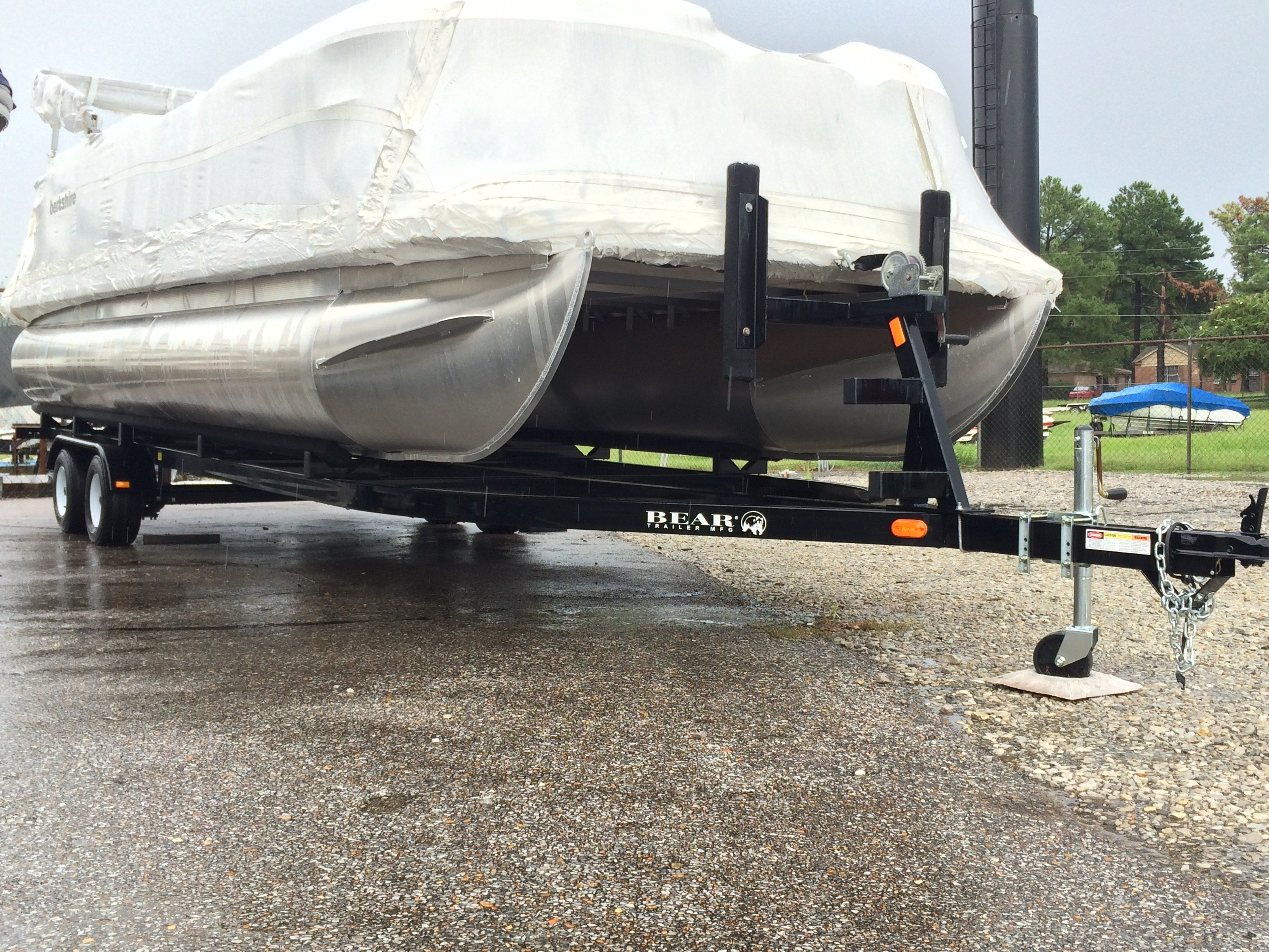 2015 Bear Trailer PB 13-22 in Memphis, Tennessee