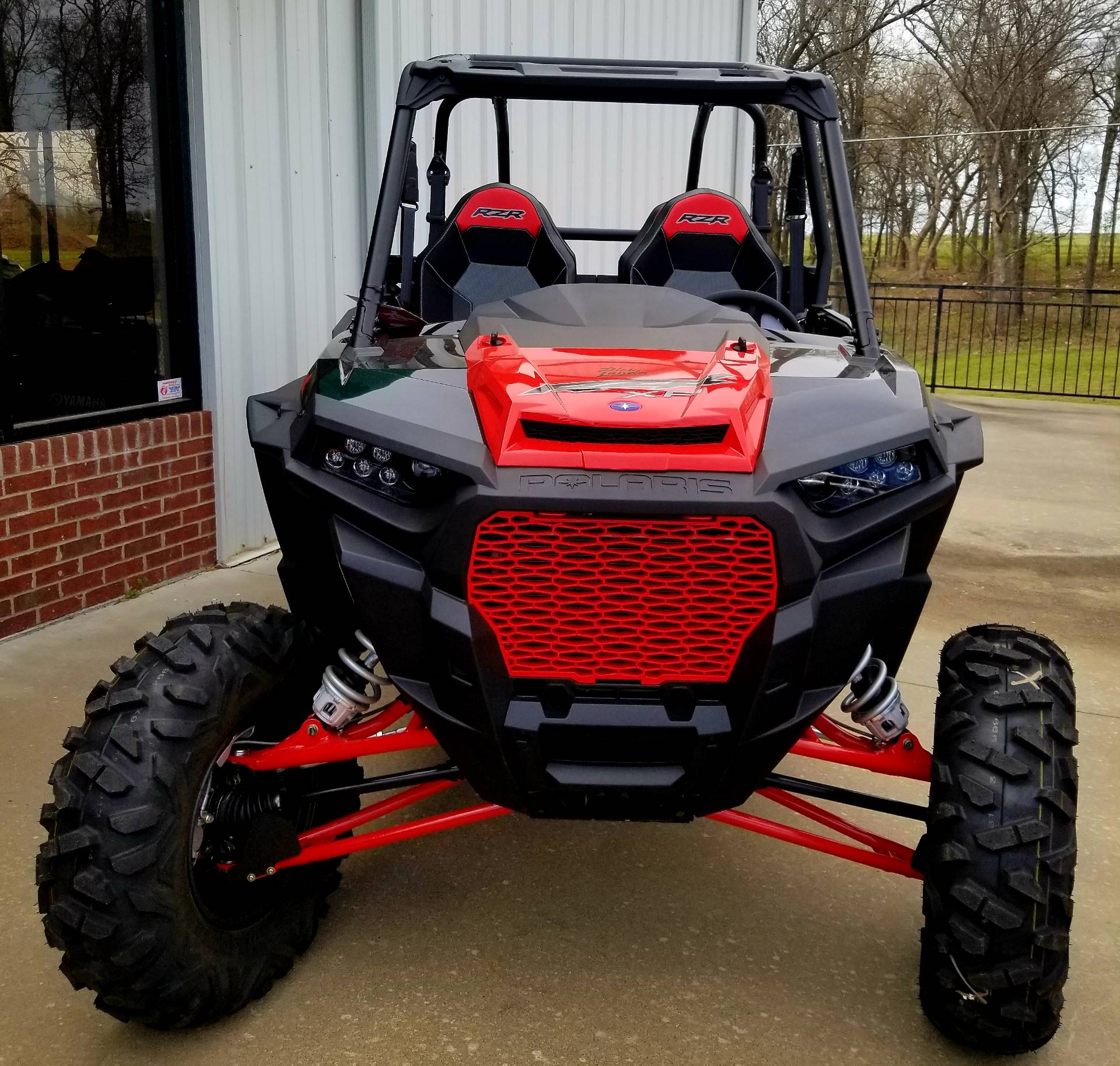 2018 Polaris RZR XP 4 Turbo Dynamix Edition in Afton, Oklahoma