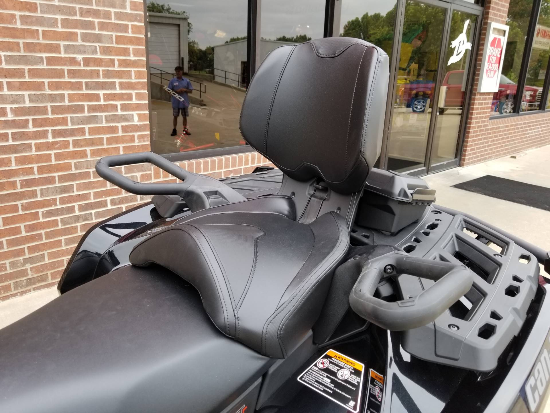 2018 Can-Am Outlander MAX XT-P 850 in Afton, Oklahoma