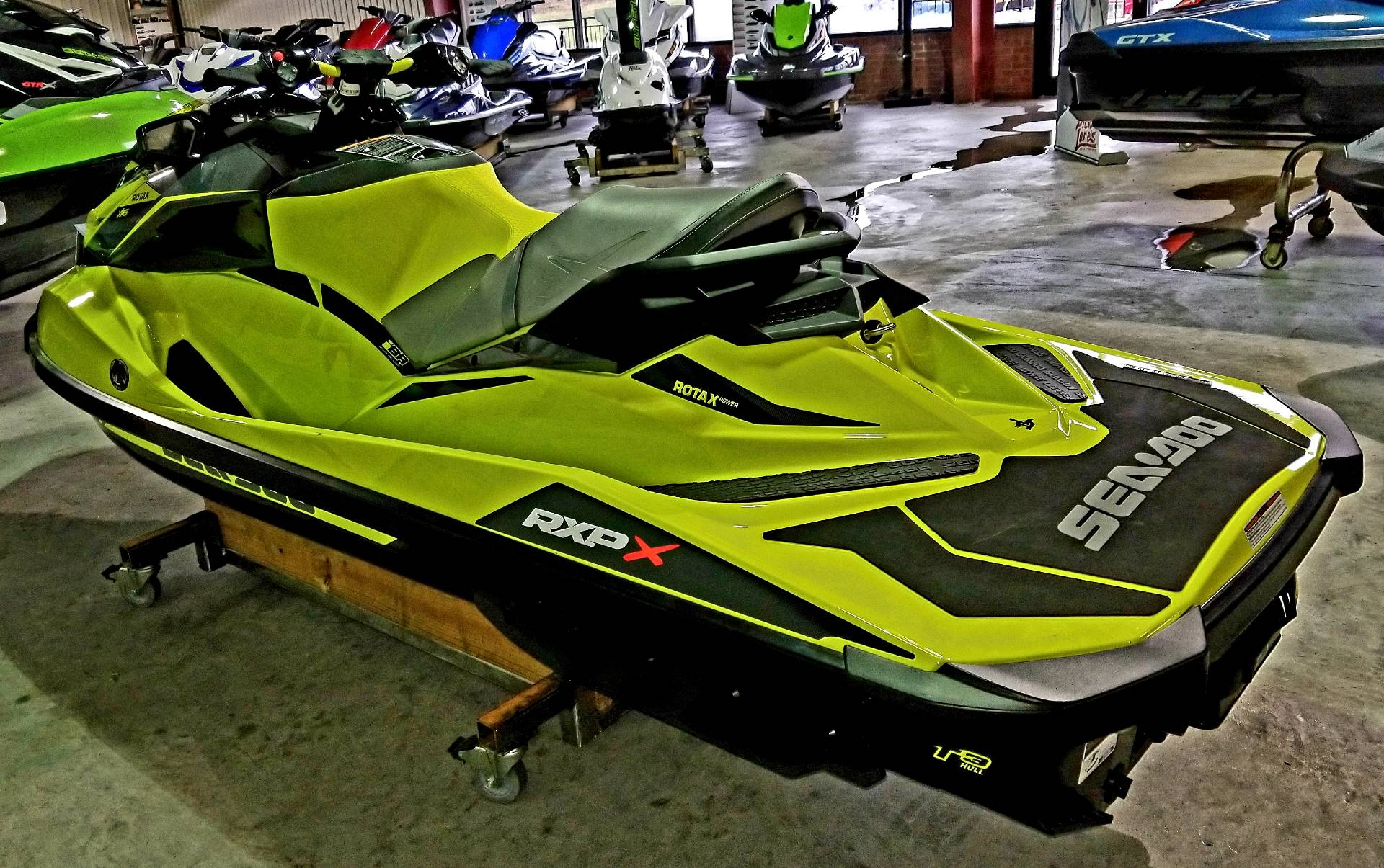 2018 Sea-Doo RXP-X 300 in Afton, Oklahoma