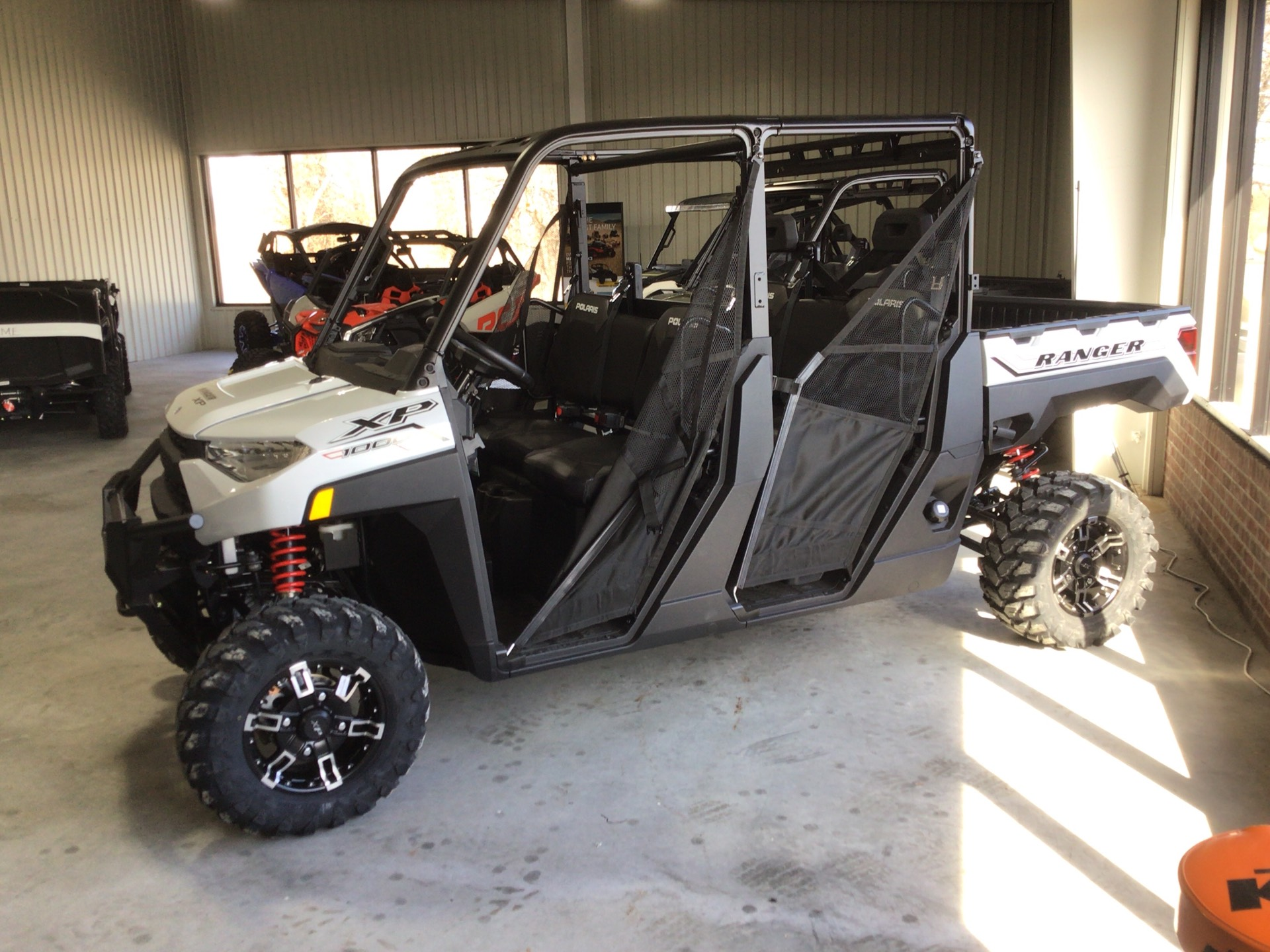 2021 Polaris Ranger Crew XP 1000 Premium in Afton, Oklahoma - Photo 1