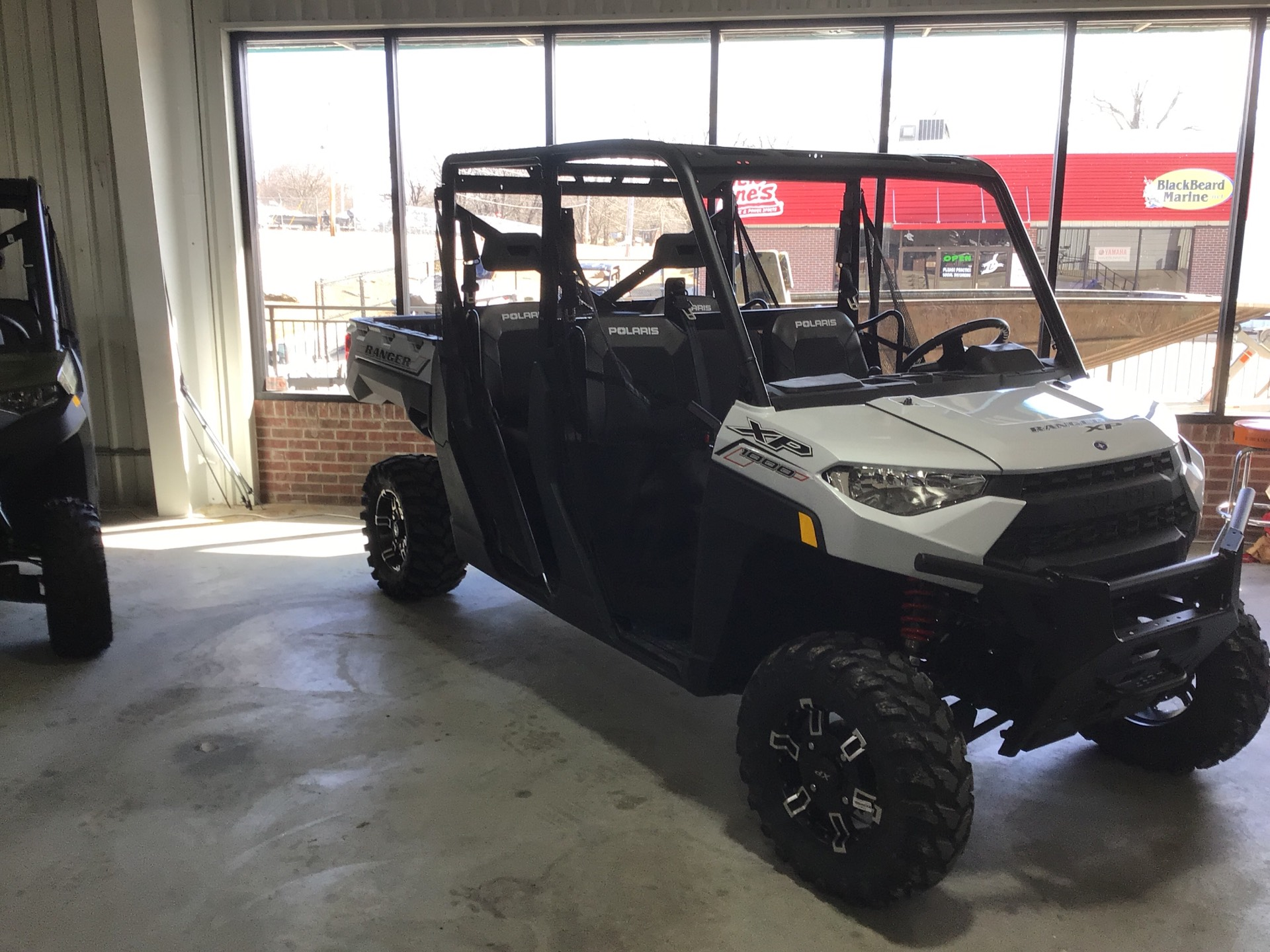 2021 Polaris Ranger Crew XP 1000 Premium in Afton, Oklahoma - Photo 2