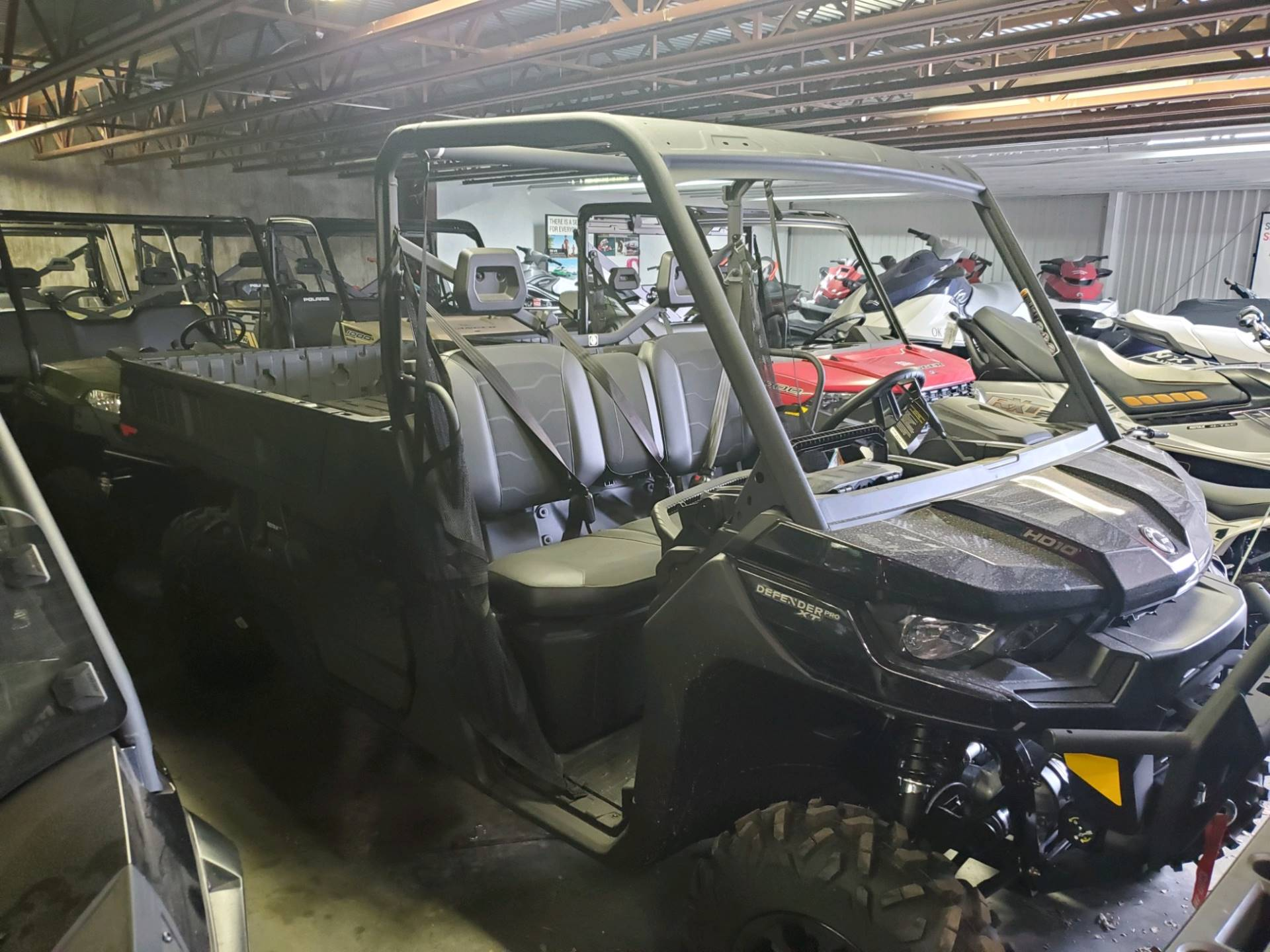 2020 Can-Am Defender Pro XT HD10 in Afton, Oklahoma - Photo 1
