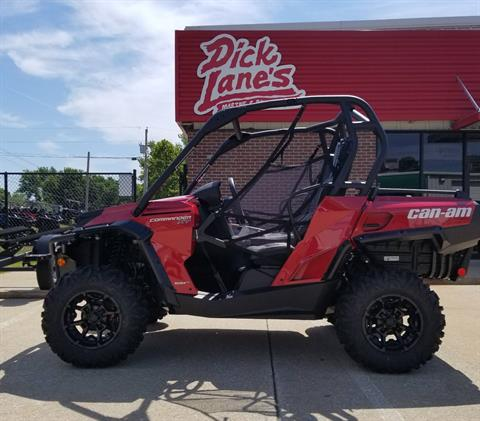 2018 Can-Am Commander XT 1000R in Afton, Oklahoma