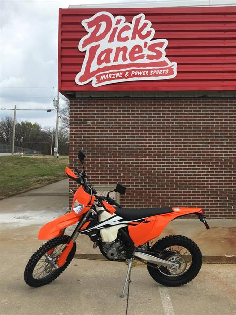 2017 KTM 250 EXC-F in Afton, Oklahoma