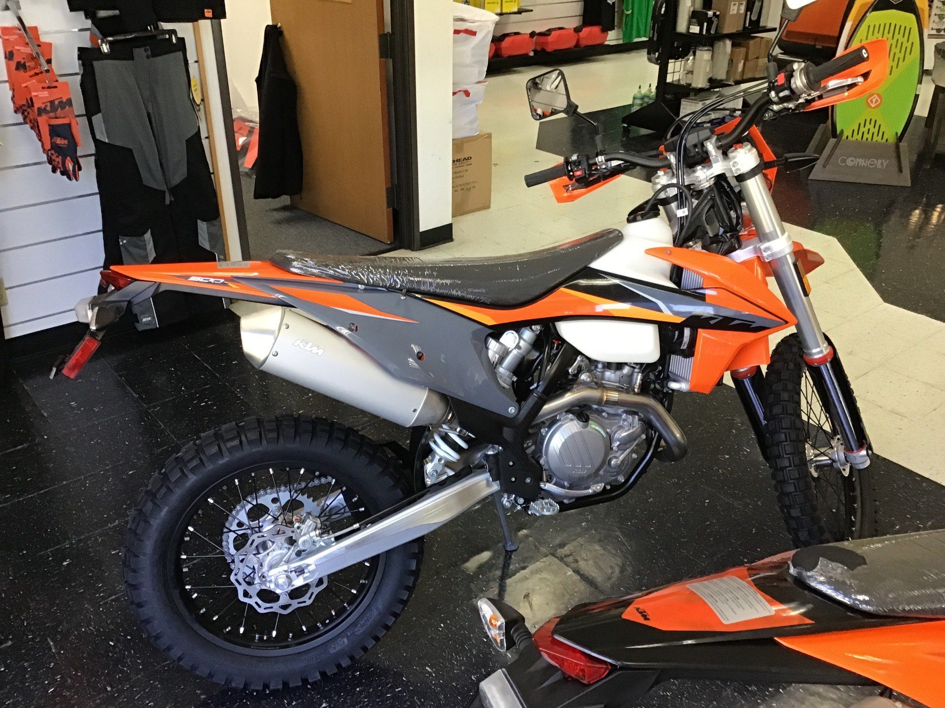 2021 KTM 500 EXC-F in Afton, Oklahoma - Photo 1