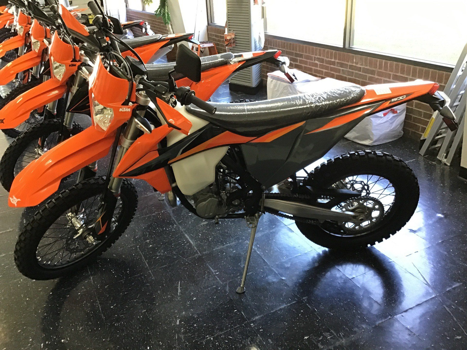 2021 KTM 500 EXC-F in Afton, Oklahoma - Photo 2