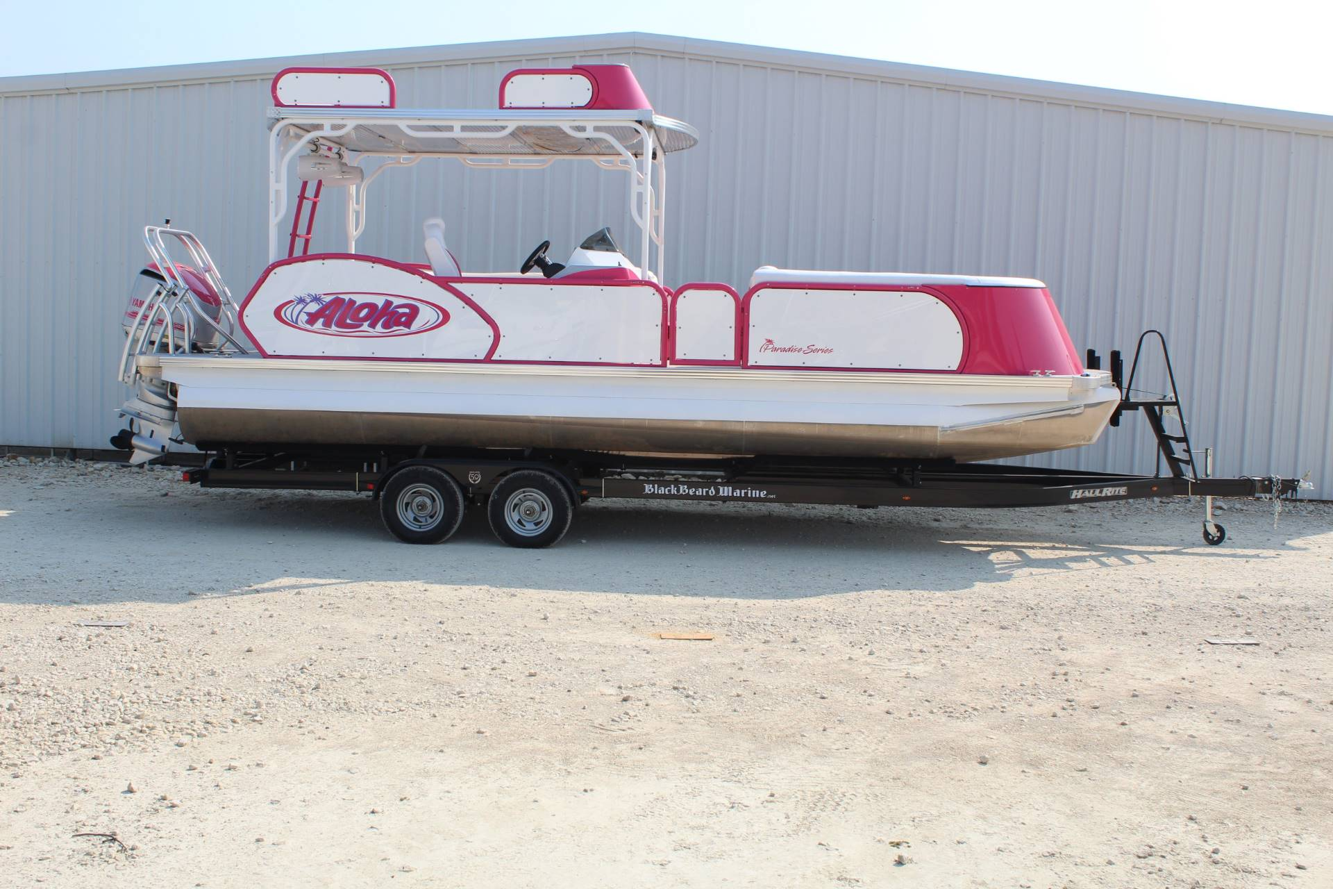 2021 Aloha Pontoons PARADISE SERIES 260 in Afton, Oklahoma - Photo 1