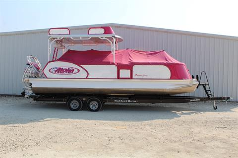 2021 Aloha Pontoons PARADISE SERIES 260 in Afton, Oklahoma - Photo 2