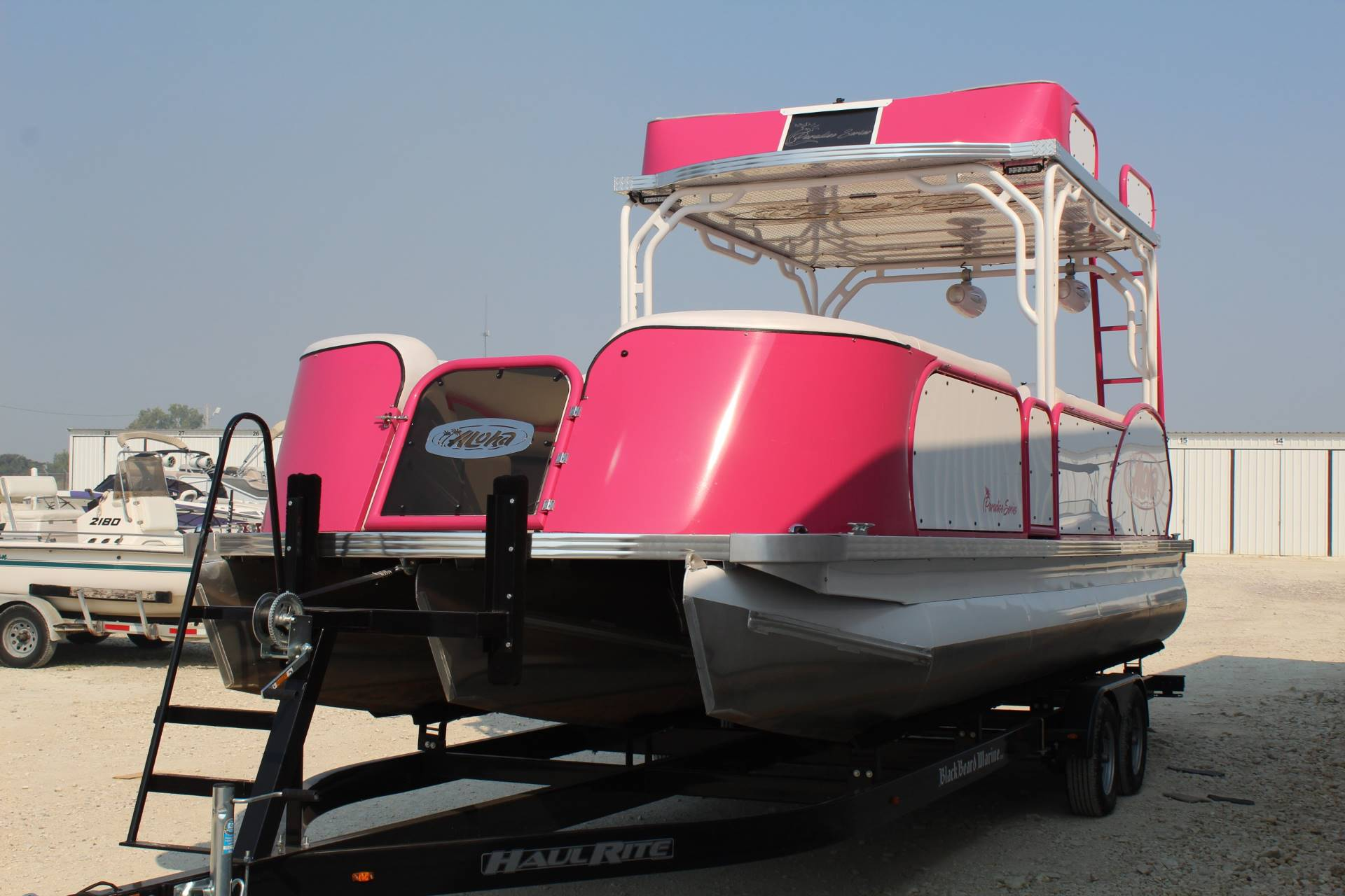 2021 Aloha Pontoons PARADISE SERIES 260 in Afton, Oklahoma - Photo 8