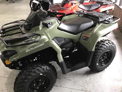 2020 Can-Am Outlander 450 in Afton, Oklahoma - Photo 1