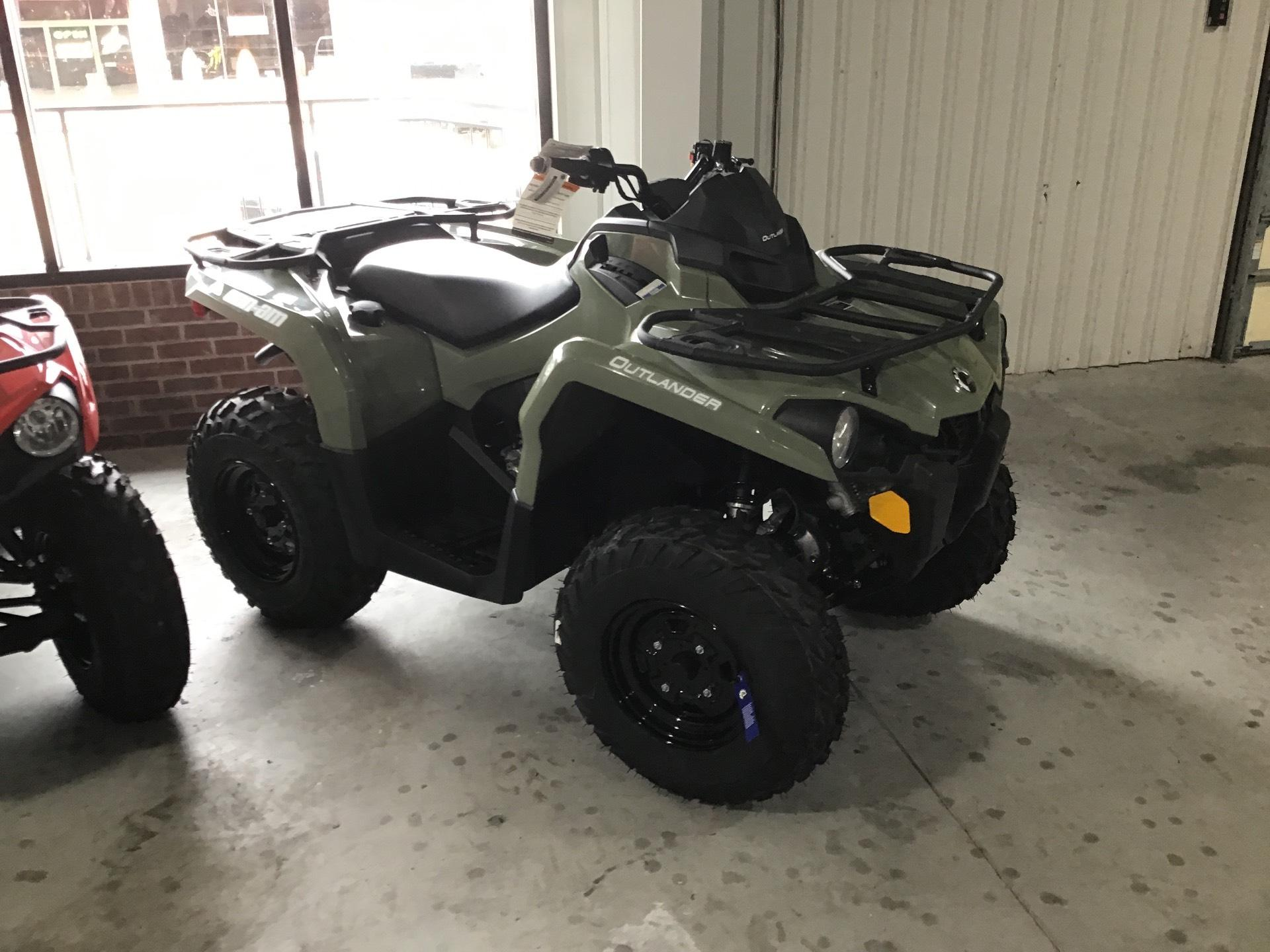 2020 Can-Am Outlander 450 in Afton, Oklahoma - Photo 2