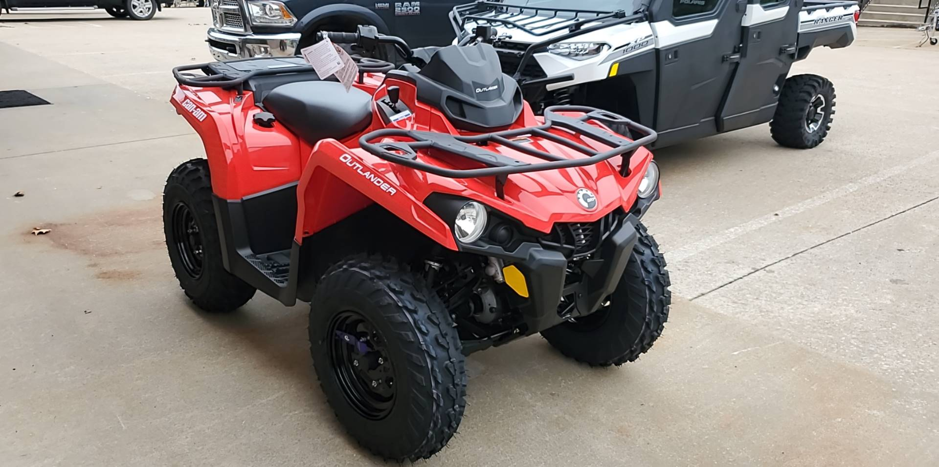 2020 Can-Am Outlander 570 in Afton, Oklahoma - Photo 1