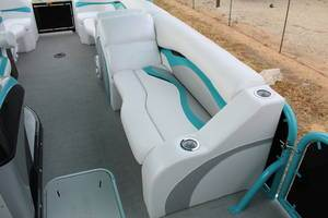 2019 Aloha Pontoons PS Twin X 32 in Afton, Oklahoma - Photo 4