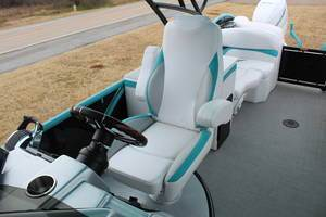 2019 Aloha Pontoons PS Twin X 32 in Afton, Oklahoma - Photo 5