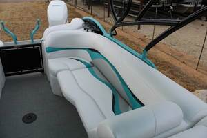 2019 Aloha Pontoons PS Twin X 32 in Afton, Oklahoma - Photo 8