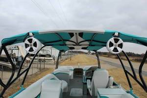 2019 Aloha Pontoons PS Twin X 32 in Afton, Oklahoma - Photo 12
