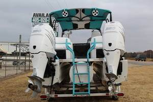 2019 Aloha Pontoons PS Twin X 32 in Afton, Oklahoma - Photo 14