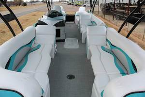 2019 Aloha Pontoons PS Twin X 32 in Afton, Oklahoma - Photo 15