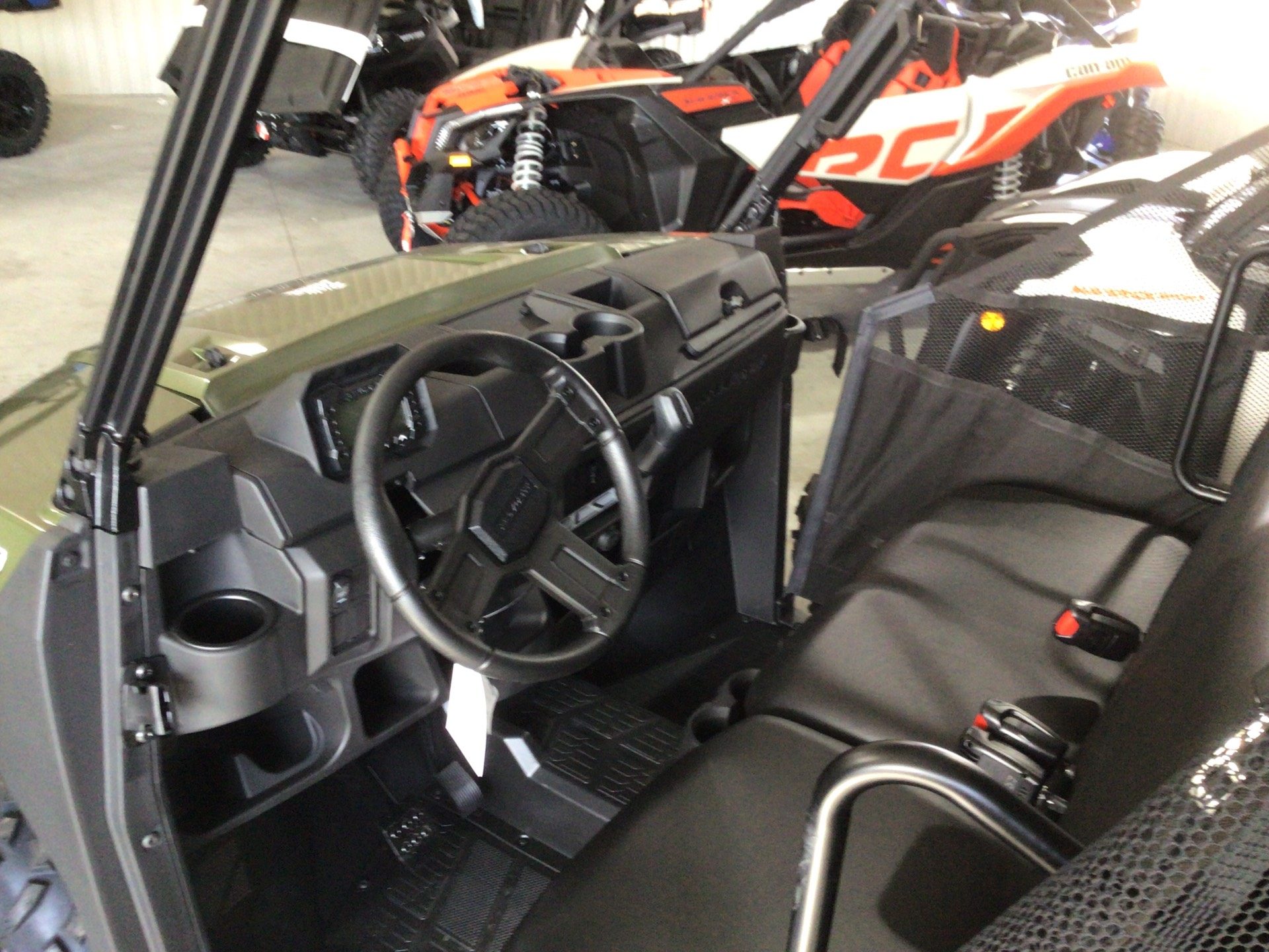 2021 Polaris Ranger 1000 EPS in Afton, Oklahoma - Photo 3