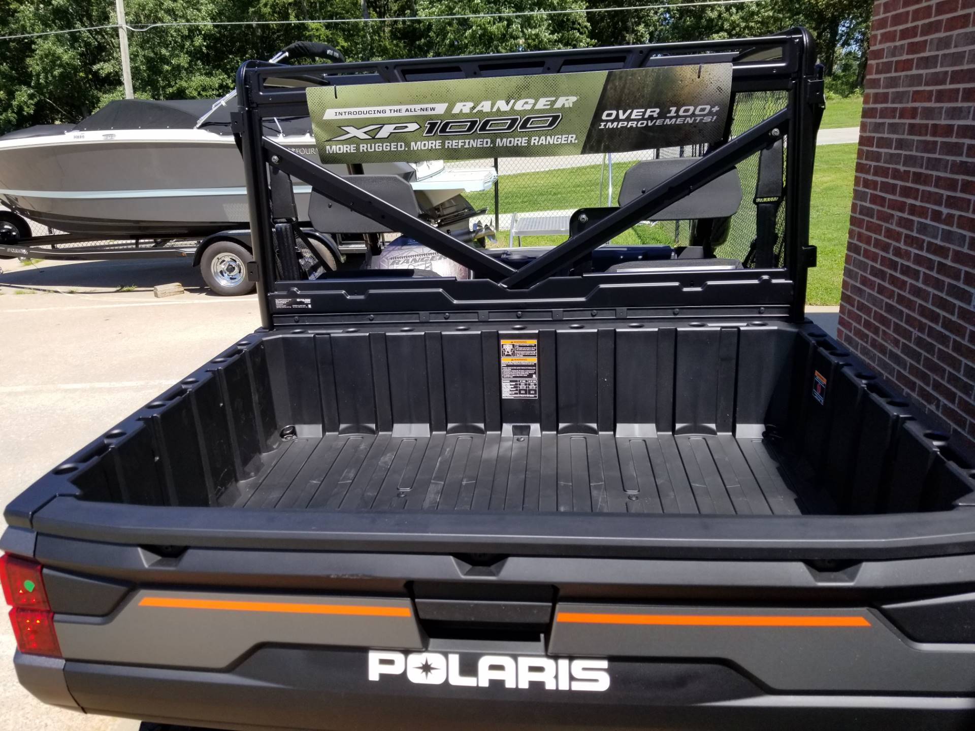 2018 Polaris Ranger XP 1000 EPS in Afton, Oklahoma