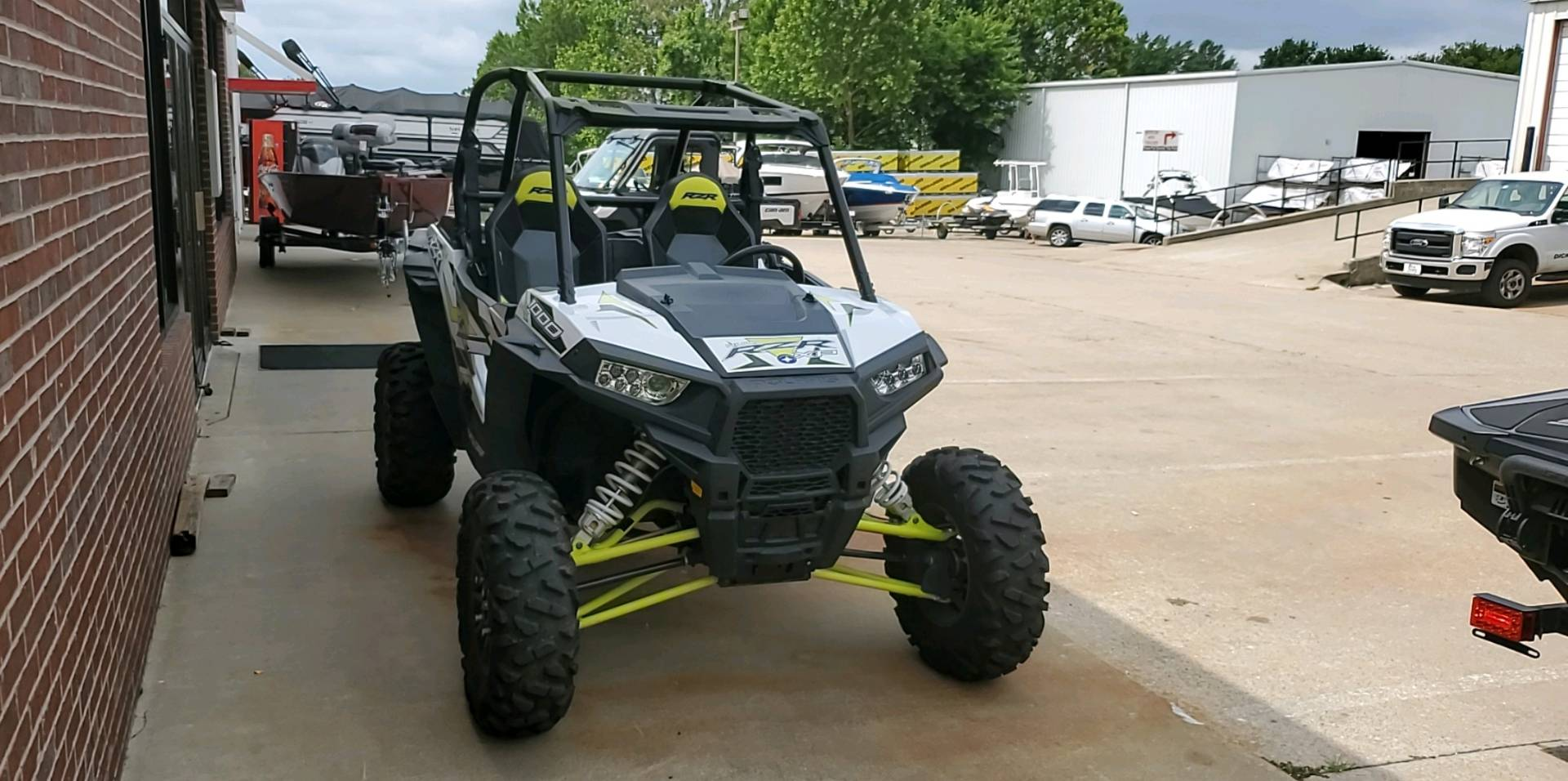 2018 Polaris RZR XP 1000 EPS in Afton, Oklahoma - Photo 3