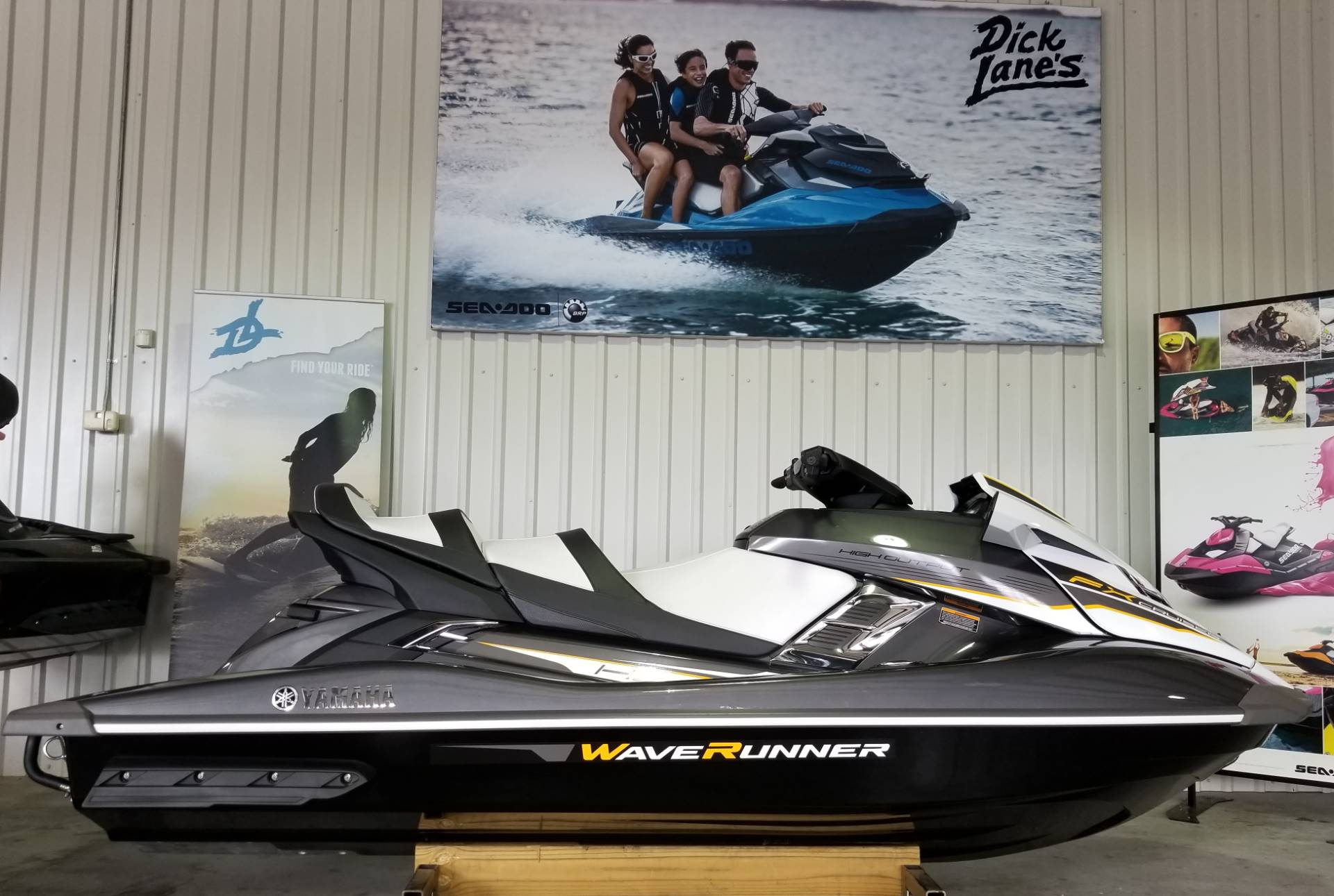2018 Yamaha FX Cruiser HO for sale 116311