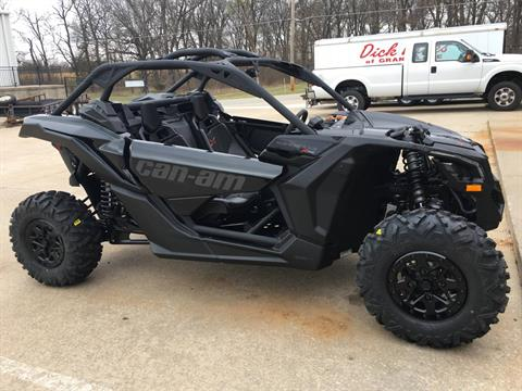 2017 Can-Am Maverick X3 X ds Turbo R in Afton, Oklahoma