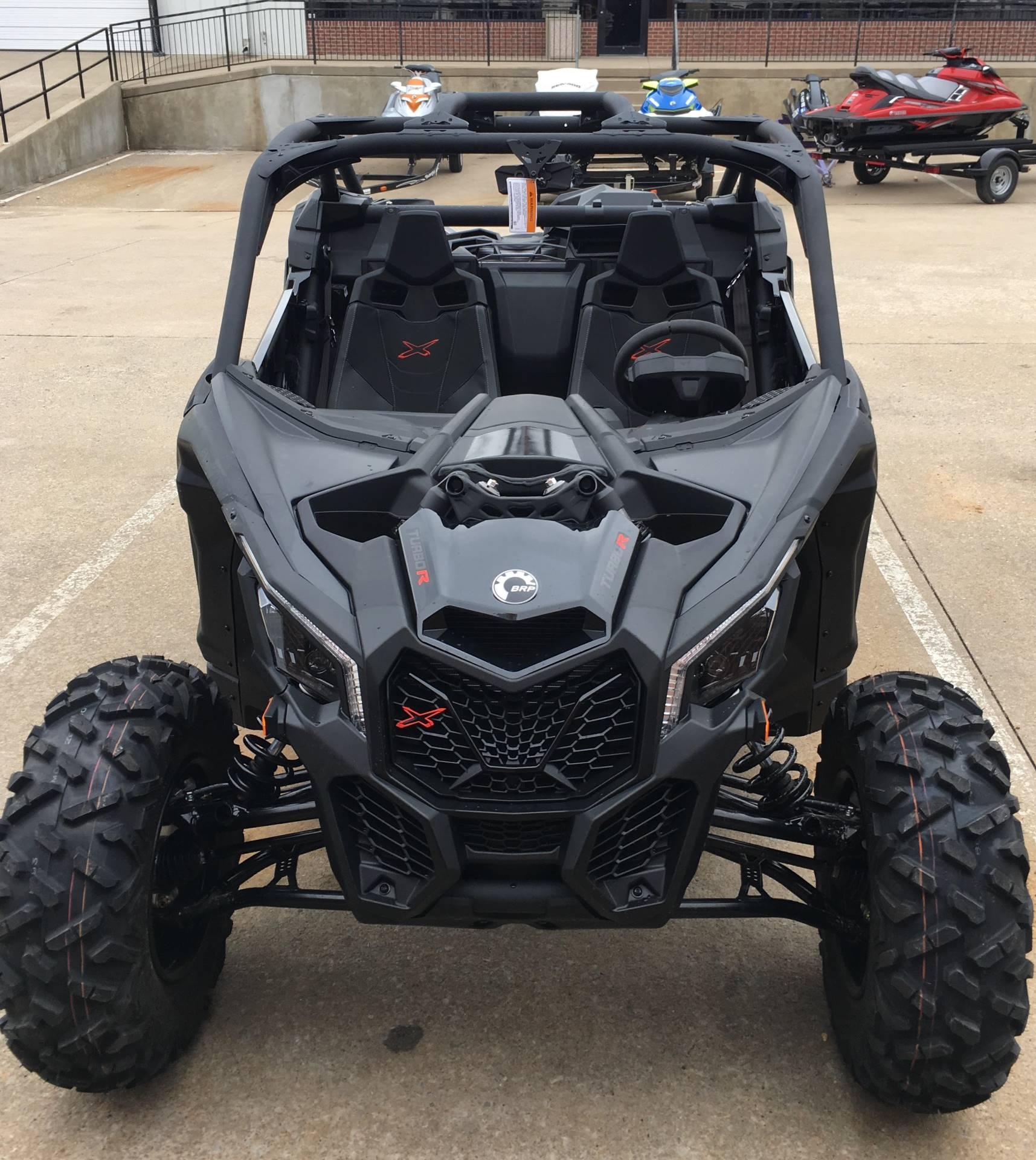 2017 Can-Am™ Maverick X3 X ds Turbo R 4