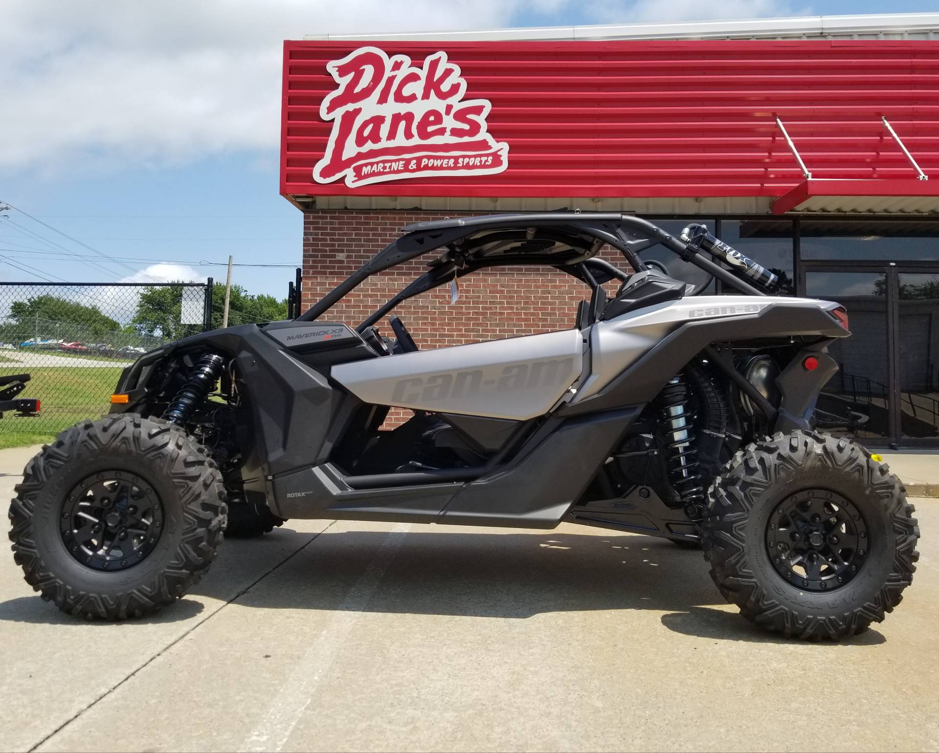2018 Can-Am Maverick X3 X rs Turbo R in Afton, Oklahoma