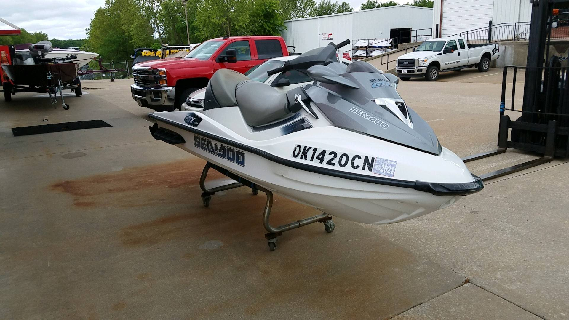 2006 Sea-Doo GTX in Afton, Oklahoma - Photo 3