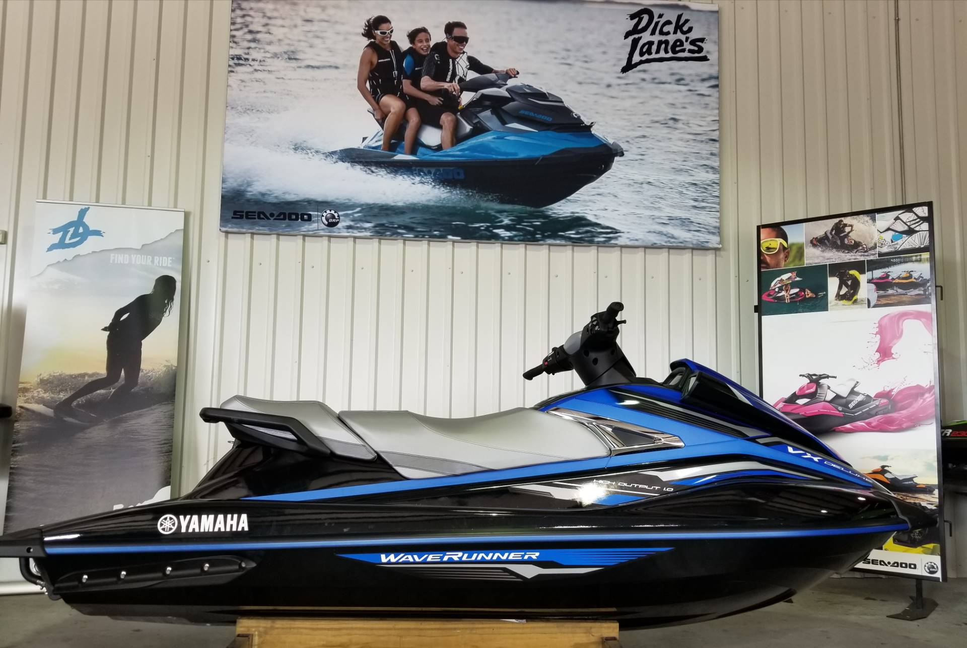 2018 Yamaha VX Deluxe for sale 34358