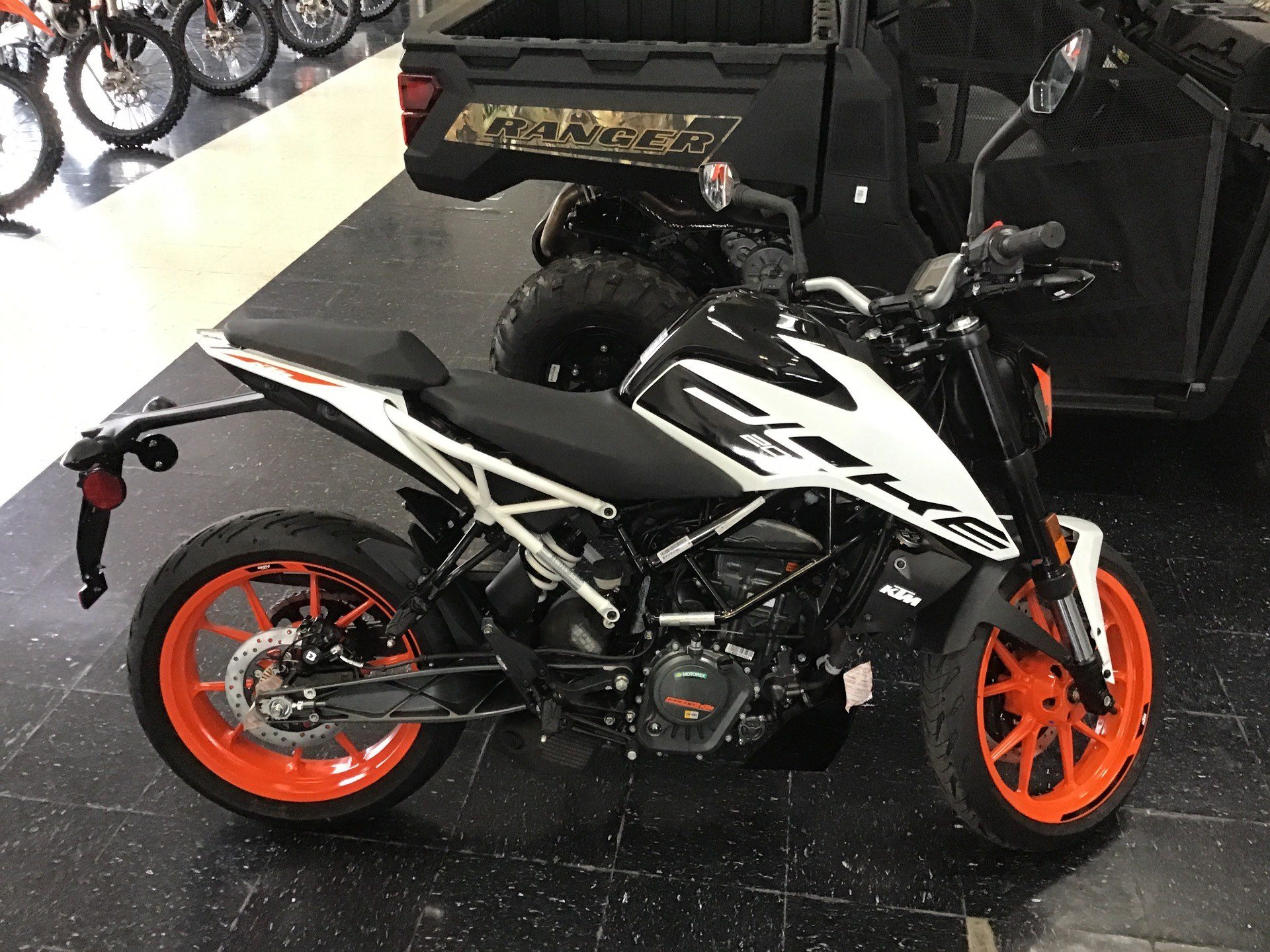 2020 KTM 200 Duke in Afton, Oklahoma - Photo 2