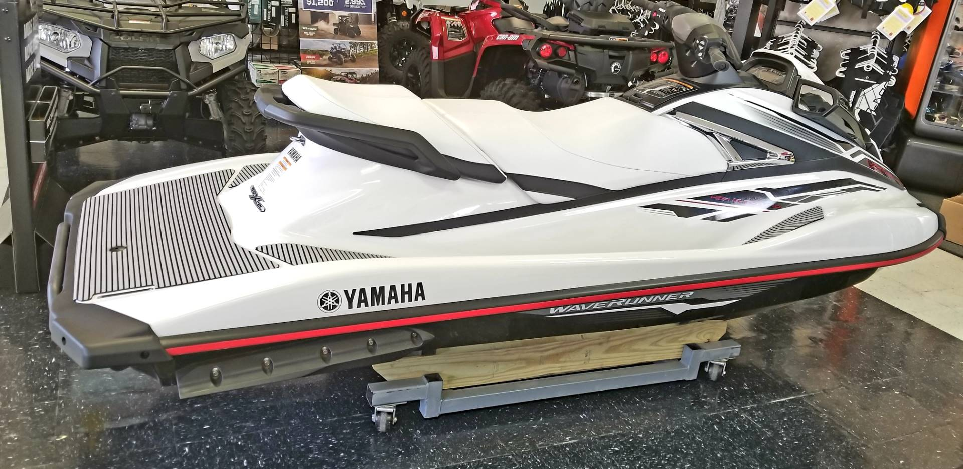 2018 Yamaha VX Deluxe for sale 63881