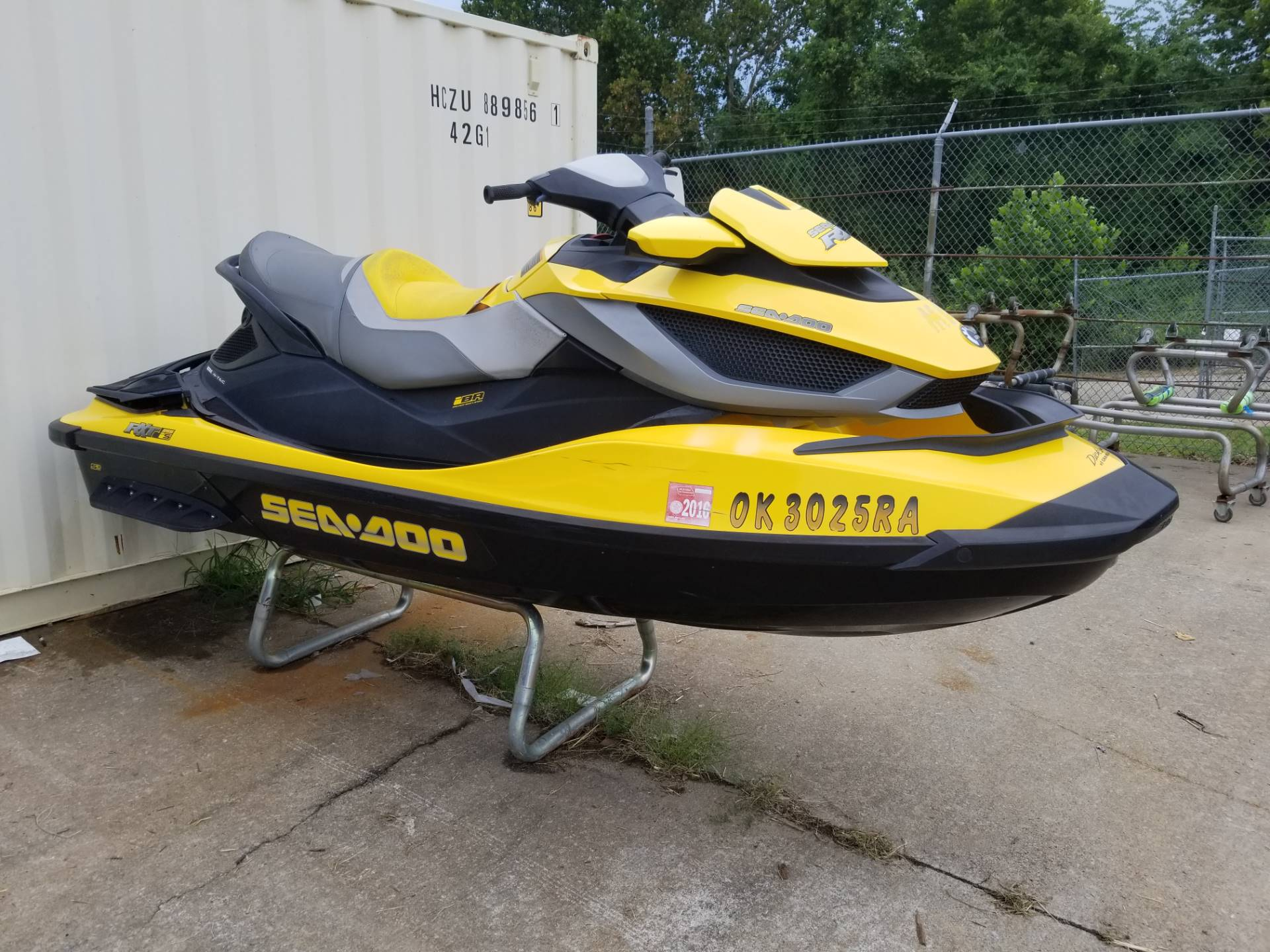 2009 Sea-Doo RXT IS 260 2