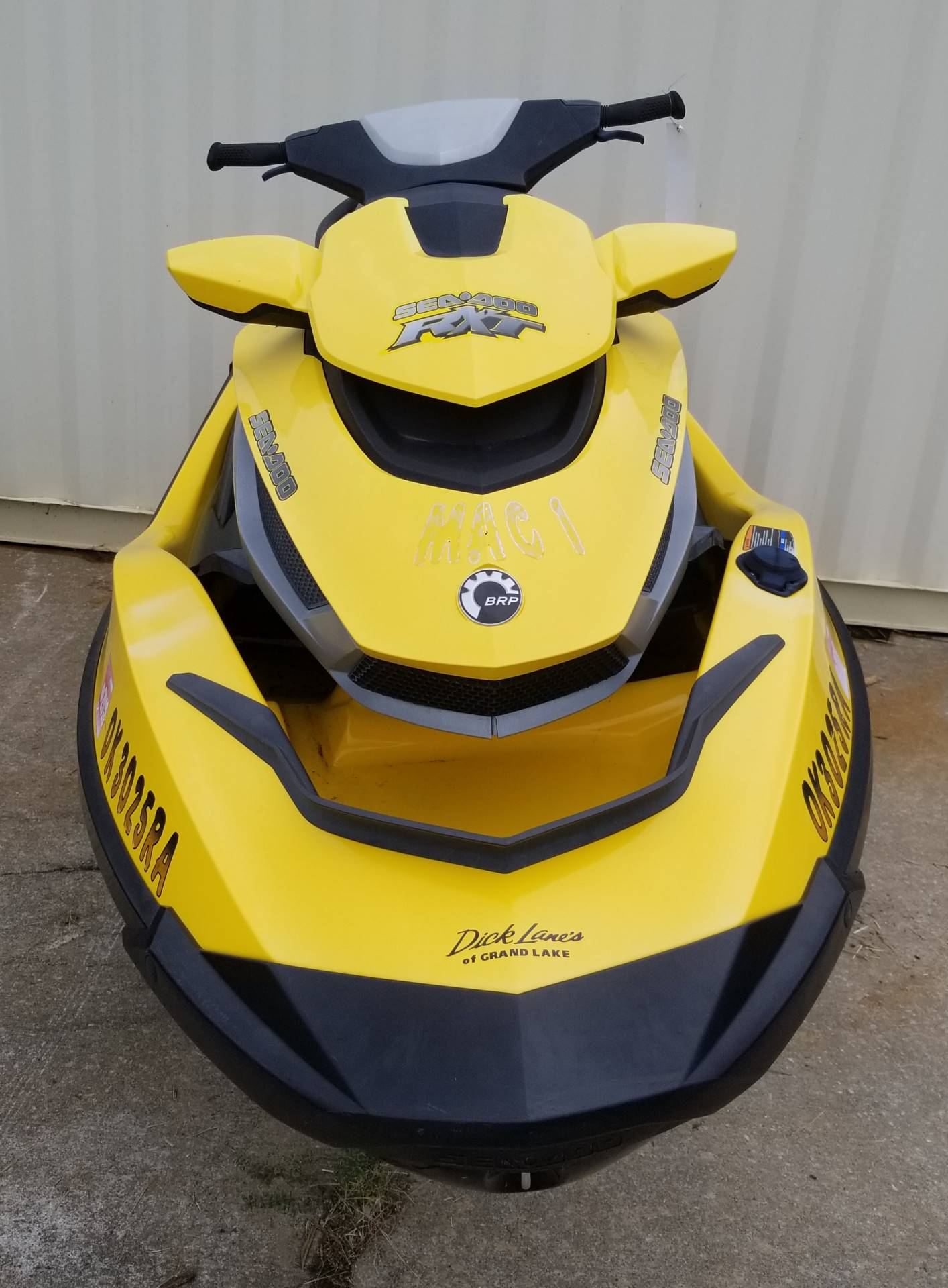 2009 Sea-Doo RXT IS 260 3