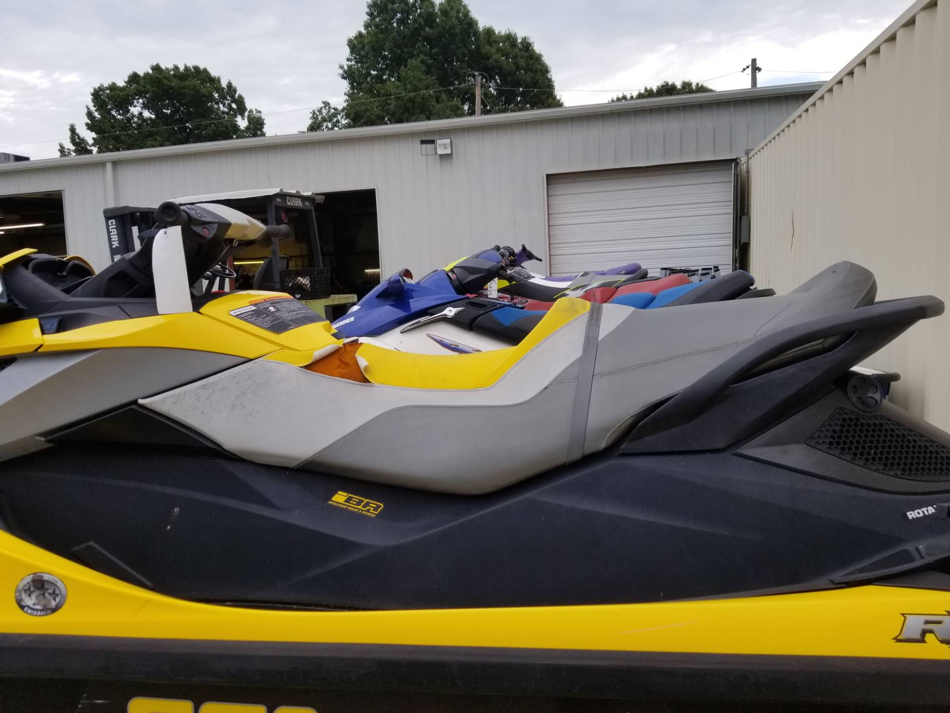 2009 Sea-Doo RXT IS 260 5